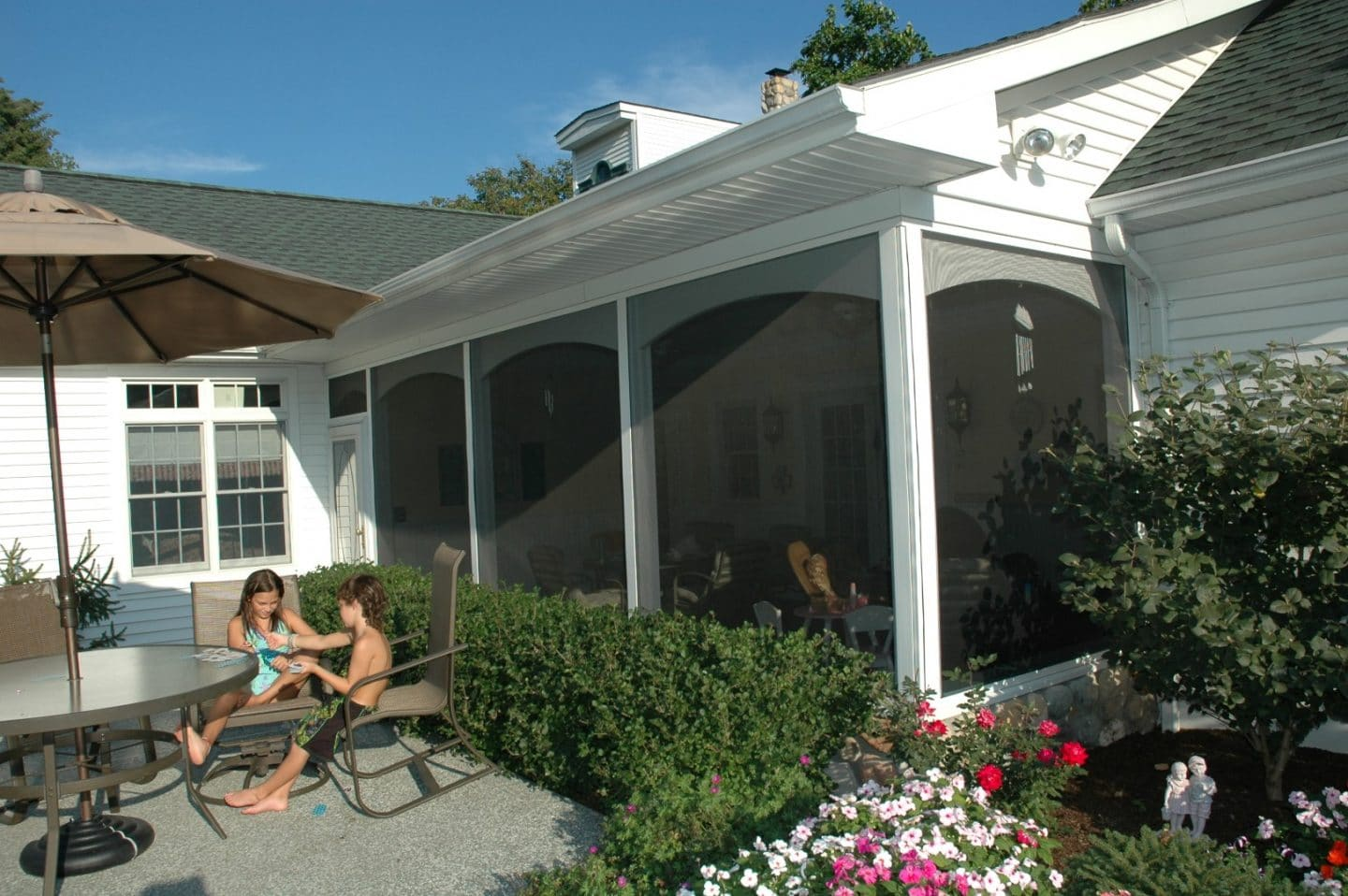 screened porches dbs remodel