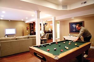 Basement Remodeling Services - Dutchess County, NY - DBS Remodel