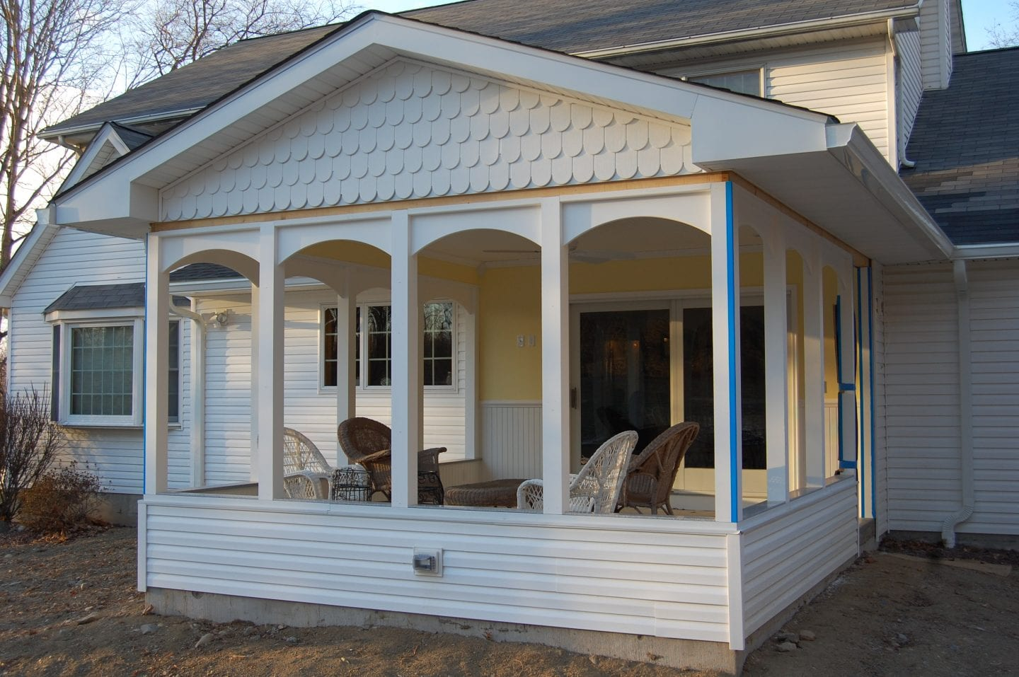 Porch Installer in Dutchess County, NY - DBS Remodel