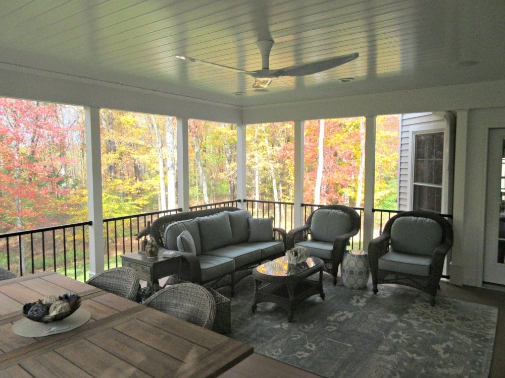 Screen Porch | 3 Factors to Consider Before Building