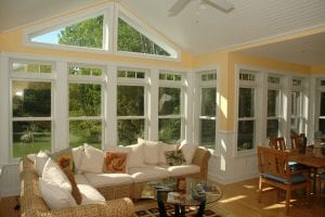 Sunrooms: A Multifunctional Space