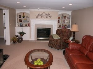 Basement Remodel Pictures in Dutchess County, NY - DBS Remodel