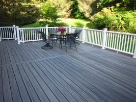 Deck Remodel Pictures - Dutchess County, NY