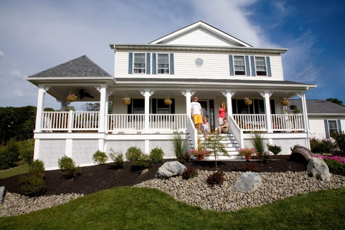 Front Porch Remodeling Services - Dutchess County, NY - DBS Remodel