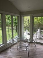 Sunroom Remodel Pictures - Dutchess County, NY