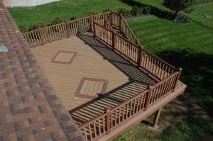 composite deck designs DBS Remodel