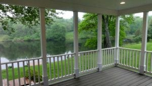 Screen Porch Contractor in Dutchess County, NY