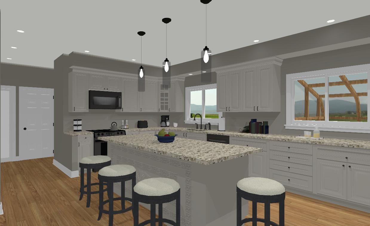 Kitchen Renovation: A New Kitchen, A New Lifestyle