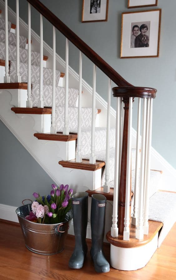 Home Improvement Tips & Tricks: Staircase Makeover - The Ups & Downs!