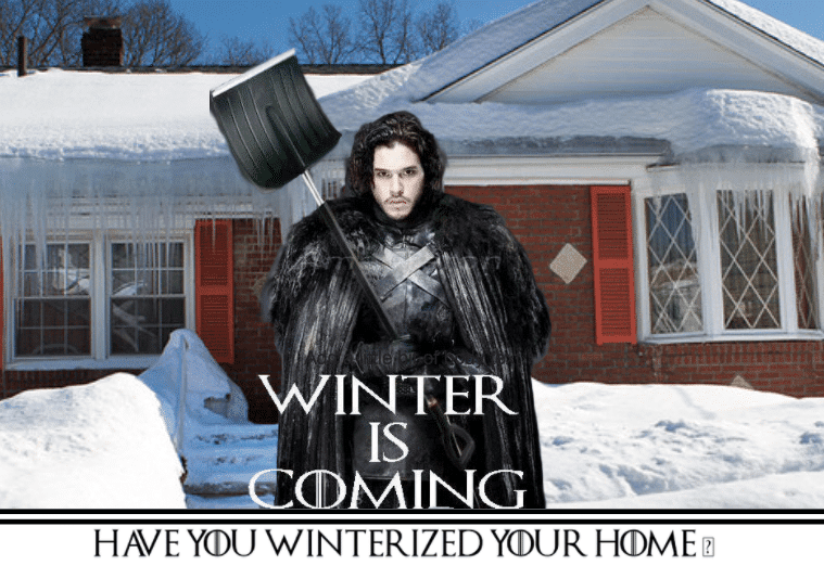 Home Improvement Tips & Tricks: Winter is Coming | Winterizing