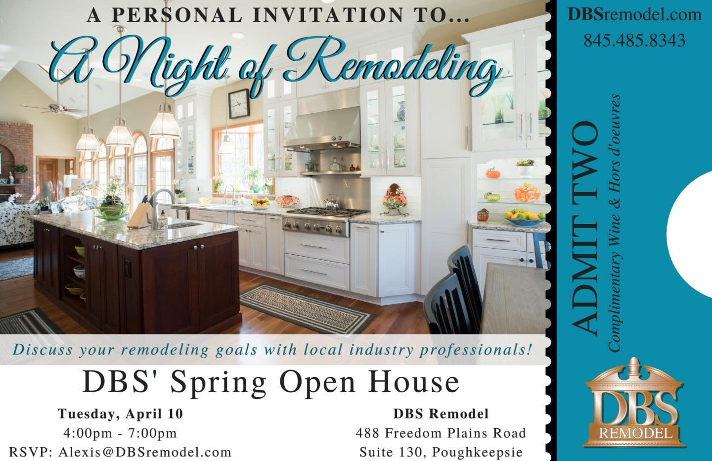 DBS Remodel's Spring Open House