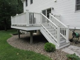 Backyard Deck Installation - Dutchess County, NY