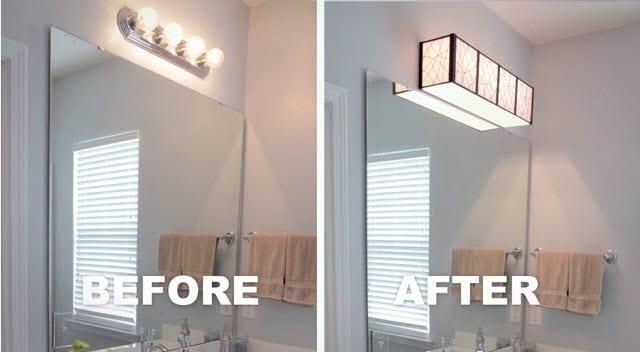 interior improvement - lighting