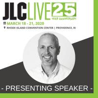 JLC Live 25 - Brian Altmann, Presenting Speaker